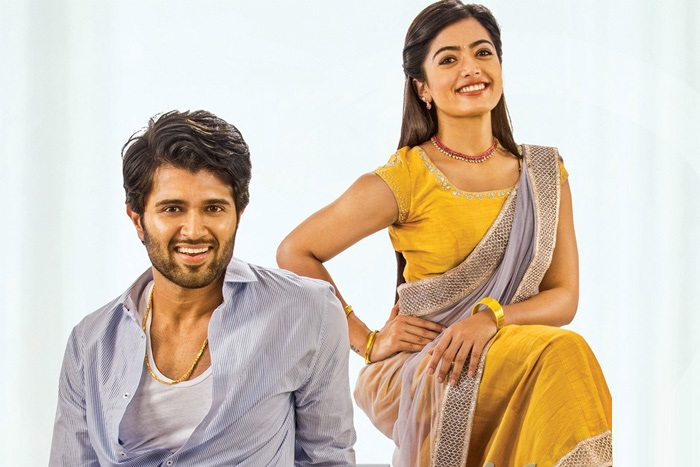 Geetha Govindam Day 1: All-time Highest In Medium Budget Movies