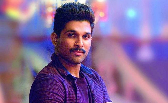 Allu Arjun Says No to Political Subject?