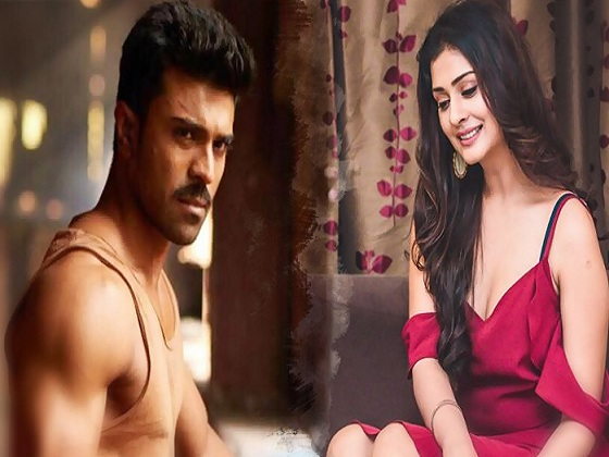 RX100 Heroine Says No To Ram Charan!