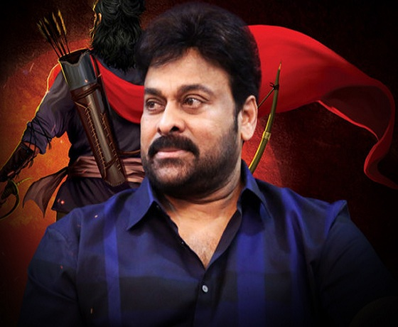 Sye Raa Teaser: Boss is Back once again