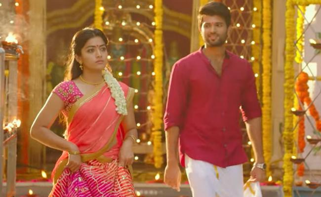Sensational Geetha Govindam Crosses Rs. 30 Cr in 5 Days