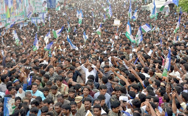 Did Jagan Conquer Godavari Districts?