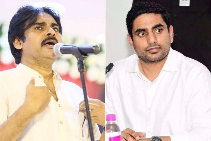Pawan Kalyan's Sincere Advice to Lokesh