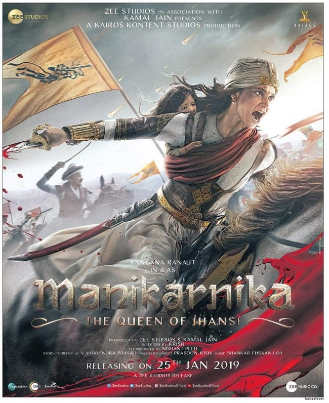 Kangana Takes Charge Of Manikarnika Direction