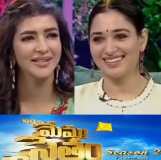 Lakshmi Manchu Memu Saitham – Season 2 – 12th Aug