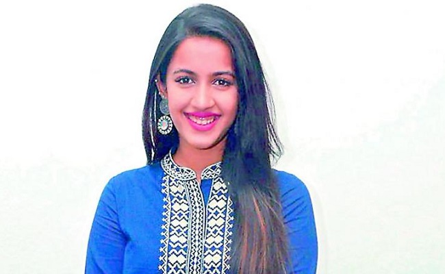 Niharika Konidela Cannot Get A Better Chance!