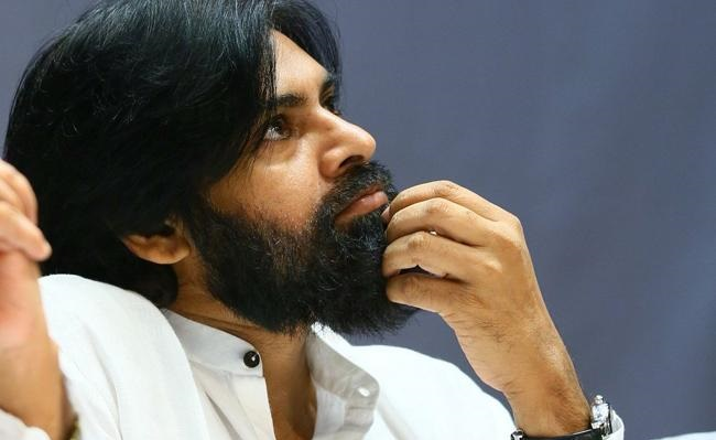 At Last, Pawan Comes Out Of Long Rest!