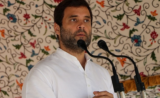 Rahul's Telugu Speech Wins Hearts