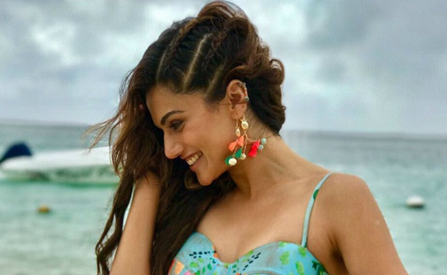 Taapsee Pannu's Boldest Character Yet!