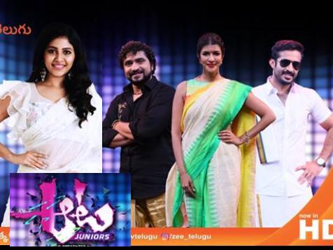 Aata Juniors – Ravi, Manchu Laxmi, Anjali, Nataraj Master  – E2- 15th Sep
