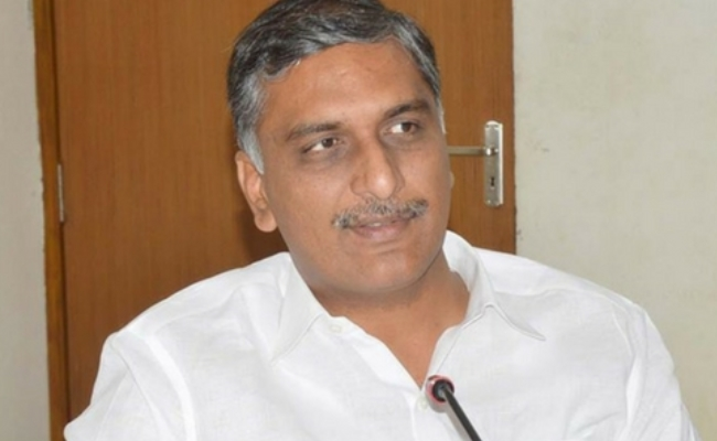 Harish Rao, No importance in Party and cadre now ?