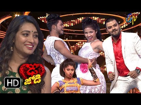 DHEE Jodi (Dhee 11) – Sudheer,Bhanu Sri – E 1 – 19th Sep