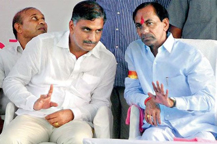 Now, Harish Focus On KCR's Majority