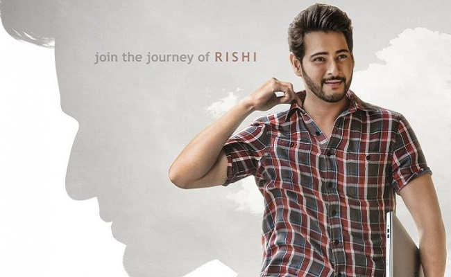 Maharshi in Overseas by Great India Films