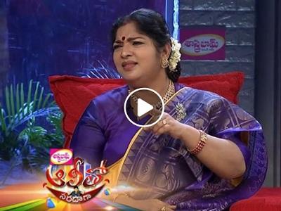 Alitho Saradagaa -22nd Oct with Siva Parvati