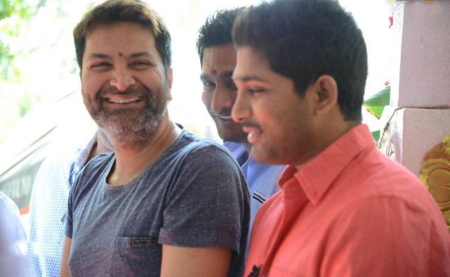Trivikram- Allu Arjun To Remake STS ?