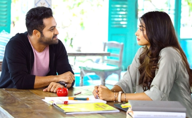 Aravindha Sametha : Movie Review