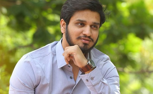Nikhil to be seen in multiple shades in 'Swaasa'