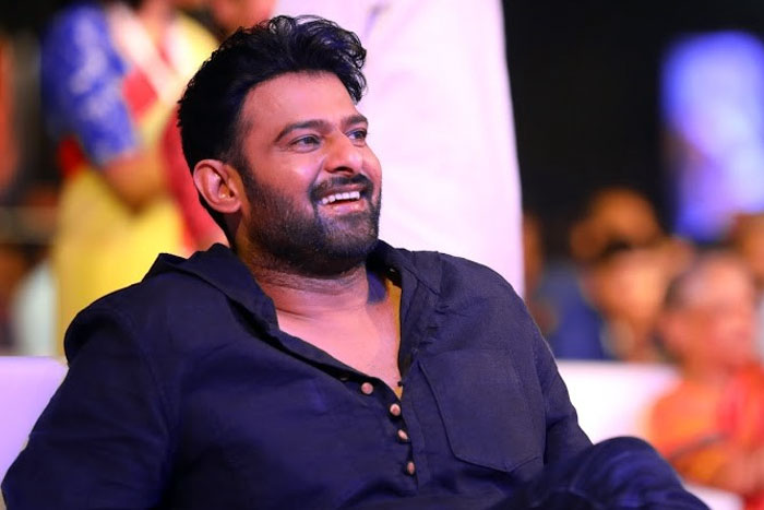 Prabhas To Marry Guntur Girl?