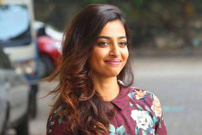 Radhika supports #MeToo, still a part of KWAN