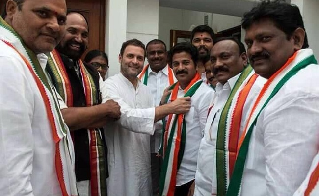 Revanth More Attractive Than Rahul!
