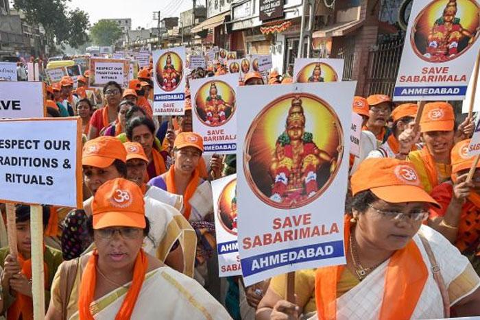 Is Sabarimala BJP's Ayodhya for South India?