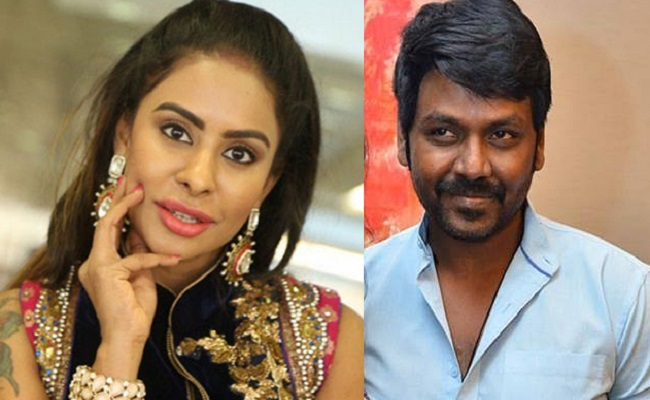 All is Well Between Lawrence and Sri Reddy!