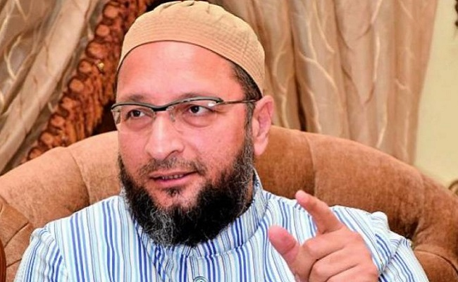 Cong Offered Rs 25 Lakh To Owaisi?