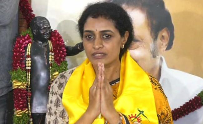 Nandamuri Suhasini to Be Groomed