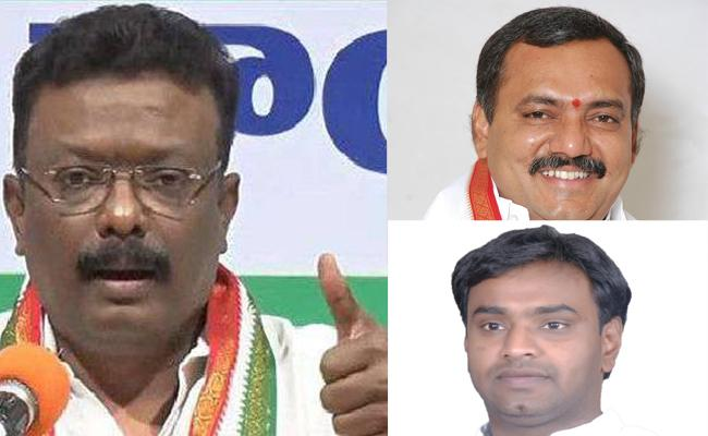 Congress names 10 more in Telangana 2nd list