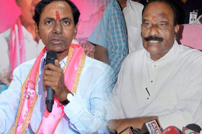 No place for friendship In KCR Politics