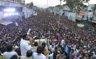 Attacks Cannot Silence Me, Says Jagan