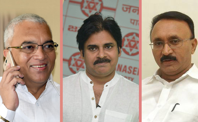 Allegations Galore Within Jana Sena