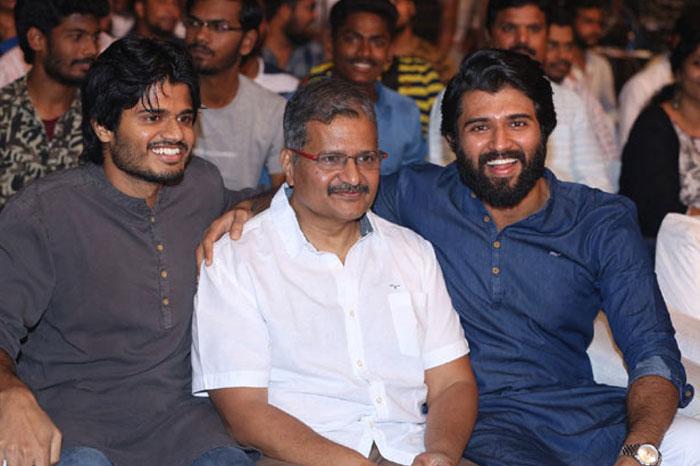Vijay Devarakonda's Father Prediction Comes True