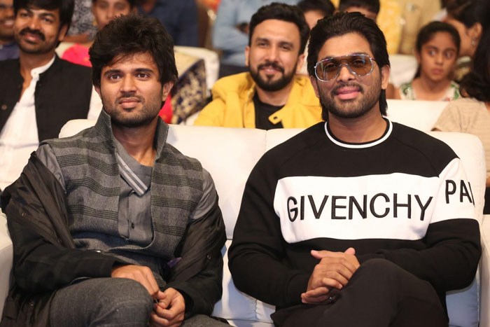 Allu Arjun And Devarkonda Rejected The Idea?