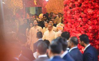 Pics: Isha Ambani-Anand Piramal Wedding