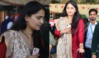 Anushka's Latest Look: No Comments Please