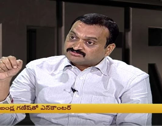 Bandla Ganesh in Encounter with Murali Krishna