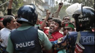 Bangladesh intensifies security as Hasina seeks re-election on Sunday