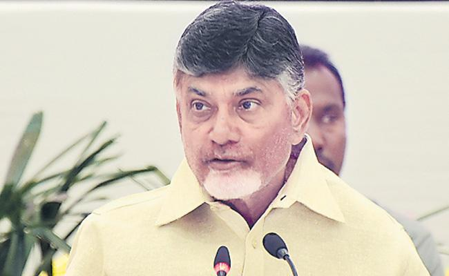Centre Gives Rude Shock To Naidu