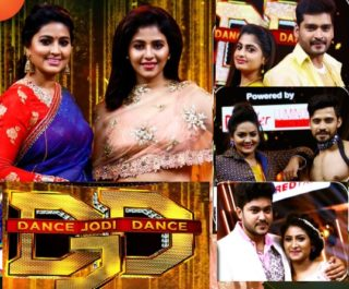 Journey of Dance Jodi Dance – 25th May – Celebrities Dance Show