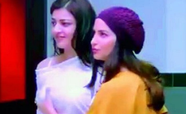 Kajal Aggarwal's Bold Act surprises Many !
