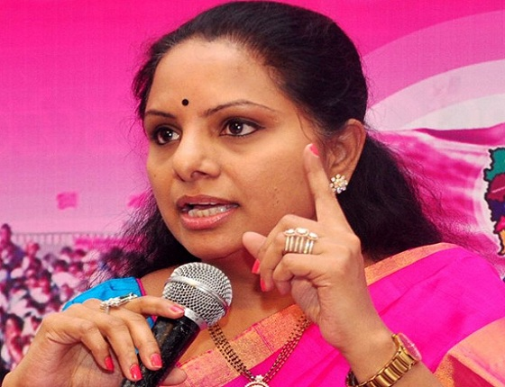 KCR will become PM: MP Kavitha