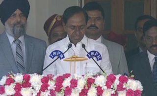 KCR Returns As Telangana CM Again