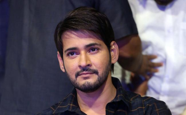 When Mahesh Drives Tractor, Works in Farm