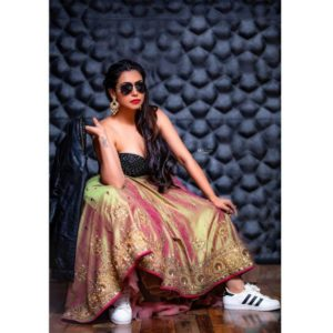 Pic Talk: Bigg Boss Nandini's Hot Curves