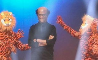 Celebs wish the 'one and only' Rajini on 68th birthday