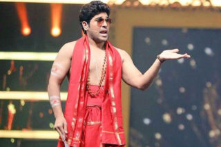 This Mega Hero Is A 'Jaathi Ratnam'?