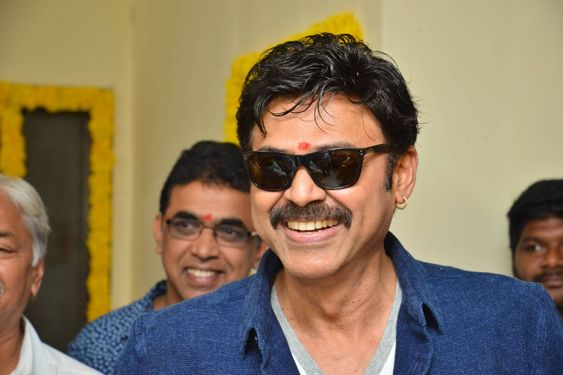 Will Venky Step Into NTR's Shoes?