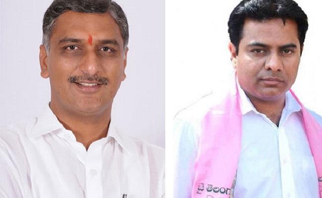 KTR's 'Rangasthalam' and Harish's 'Shaneshwaram'?